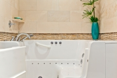 Downtown Condo Master Bath Remodel ADA (3)