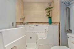 Downtown Condo Master Bath Remodel ADA (4)