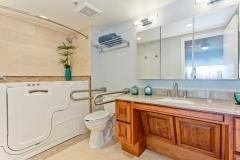 Downtown Condo Master Bath Remodel ADA (9)