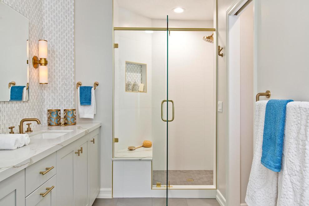 elegant master bathroom cairnscraft design remodel