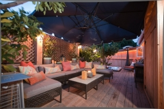 Ocean Beach – Outdoor Patio Deck (1)