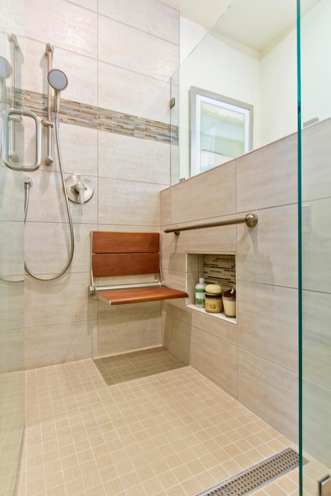San Diego Master Bath ADA CairnsCraft Design Remodel Impressive Bathroom Design San Diego