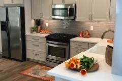 Scripps Ranch – Warm Transitional Kitchen Remodel (1)