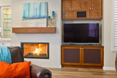 Whole Home Remodel – Beach Style Fireplace (2)
