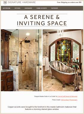 A SERENE INVITING SPACE