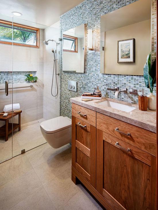 Accessible Bathroom Remodel CairnsCraft Design Remodel Stunning Handicap Bathroom Remodel